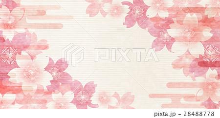 桜 春 花 背景  28488778