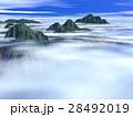 海と断崖~雲海 28492019