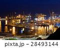 ポート 港 コンテナの写真 28493144