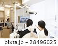 レントゲン 医療 歯医者の写真 28496025