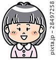 人物 女の子 園児のイラスト 28497258