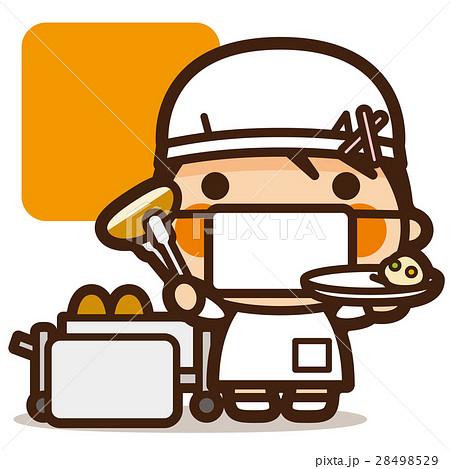 がっこうKids 給食当番女子 28498529