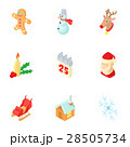 12月 十二月 師走のイラスト 28505734
