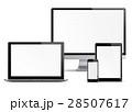 タブレット コンピュータ コンピューターのイラスト 28507617
