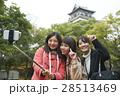 広島城 観光 撮影 女子旅 28513469