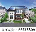 住宅 桜 28515309