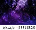 星 スペース 空間のイラスト 28516325