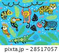 シームレス パターン 柄のイラスト 28517057