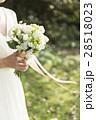 ブーケ 花嫁 持つの写真 28518023