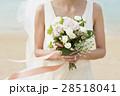 花嫁 ブーケ 手元の写真 28518041