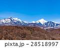 八ヶ岳高原大橋からの八ヶ岳眺望 28518997