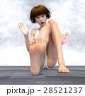 水虫 足の裏 トラブルのイラスト 28521237