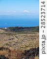 伊豆大島 富士山 大島の写真 28523714