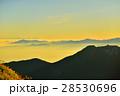 朝焼け 雲海 山の写真 28530696