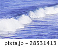 波 海 海面の写真 28531413