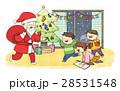 クリスマス ギフト プレゼントのイラスト 28531548