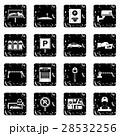 グラン 駐車 アイコンのイラスト 28532256