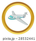 イコン ベクトル 航空会社のイラスト 28532441