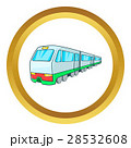 電車 列車 アイコンのイラスト 28532608