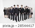 ビジネスマン ビジネス ビジネスウーマンの写真 28544417