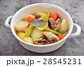 野菜と豚肉のポトフ 28545231