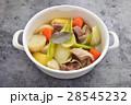 野菜と豚肉のポトフ 28545232