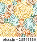 パターン 柄 模様のイラスト 28546330