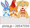ペット 愛玩動物 動物のイラスト 28547330