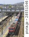 EH500形牽引のコンテナ貨物列車 28551546