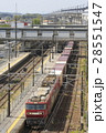 EH500形牽引のコンテナ貨物列車 28551547
