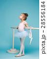 バレリーナ バレエ 女の子の写真 28556184