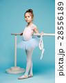 バレリーナ バレエ 女の子の写真 28556189