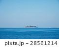軍艦島 海 島の写真 28561214