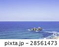 福岡県 糸島市 二見ヶ浦の夫婦岩 28561473