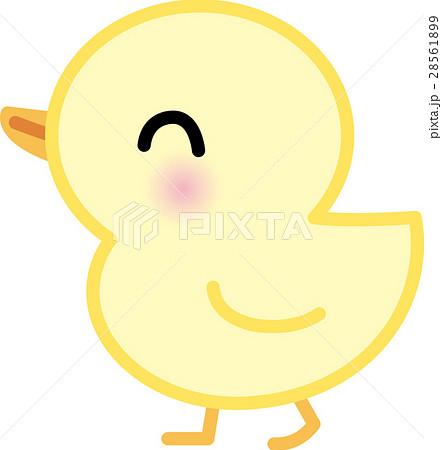 動物 ひよこ キャラクター向けのイラスト素材 28561899 Pixta
