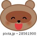 動物 たぬき キャラクター向け 28561900