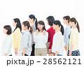 若い女性 28562121