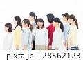 若い女性 28562123