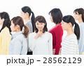 若い女性 28562129