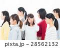 若い女性 28562132
