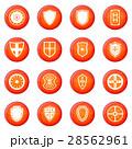 シールド 盾 アイコンのイラスト 28562961