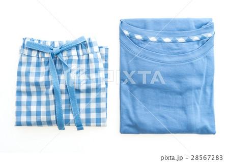Blue t-shirtの写真素材 [28567283] - PIXTA