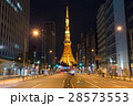 深夜の東京タワー 28573553
