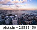 【神奈川県】横浜・みなとみらいの夕景 28588460