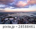 【神奈川県】横浜・みなとみらいの夕景 28588461