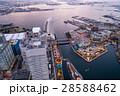 【神奈川県】横浜・みなとみらいの夕景 28588462