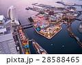 【神奈川県】横浜・みなとみらいの夕景 28588465