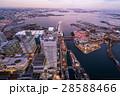 【神奈川県】横浜・みなとみらいの夕景 28588466