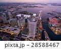【神奈川県】横浜・みなとみらいの夕景 28588467