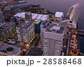 【神奈川県】横浜・みなとみらいの夕景 28588468